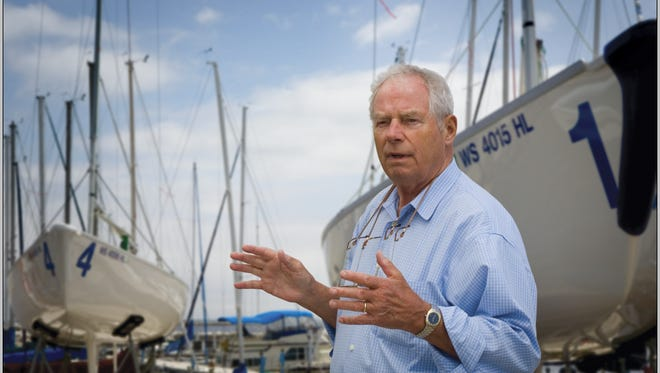 Terry Kohler was a lifelong sailor and ran the parent company of North Sails, maker of high-tech racing sails, including ones used by America's Cup winners.