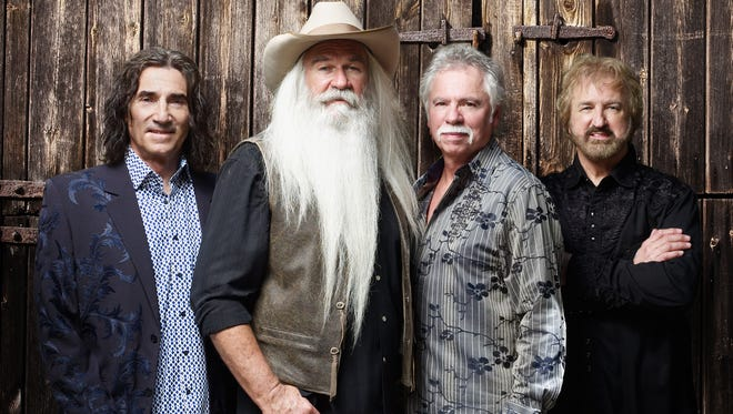 The Oak Ridge Boys will perform at the Kentucky State Fair.