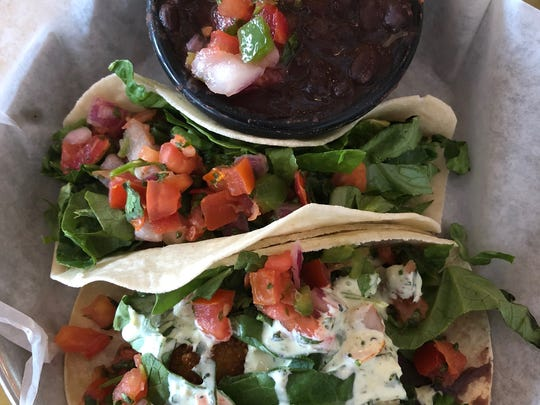 Arguably the best lunch deal in town is Local Taco's combo deal, which includes two tacos, a side and a fountain drink for $8.