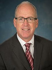 David Manderscheid is the University of Tennessee's provost and senior vice chancellor.