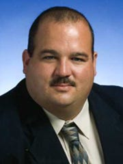 Former state Rep. Chad Faulkner