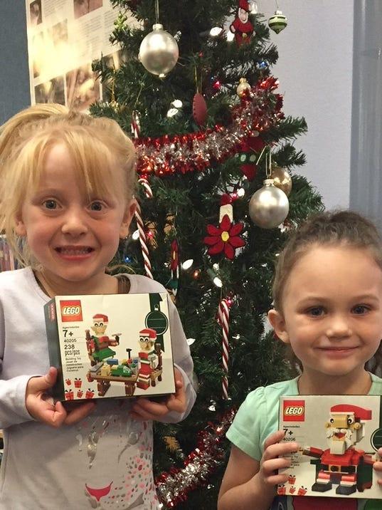 LEGO winners