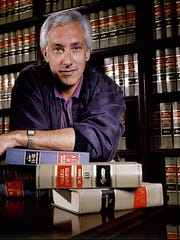 Steven Bochco, photographed in 1995 by USA TODAY on