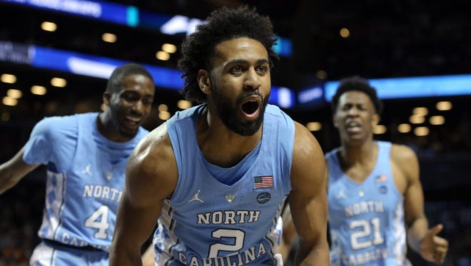 Joel Berry II will help lead the Tar Heels as they try to defend their 2017 national championship.