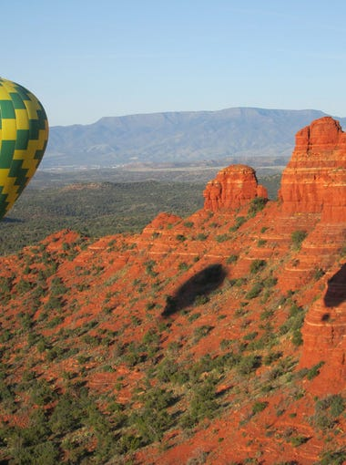 Northern Light Balloon Expeditions was Sedona's first balloon company.