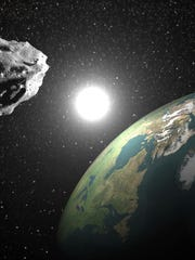 Asteroid nearly the width of a football field has small chance of hitting Earth this year