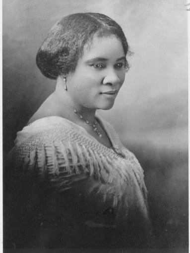 Madam Walker Paved Way For Generations Of Black Female