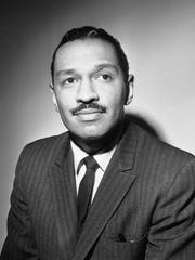 Rep. John Conyers, Jr., D-Mich., poses on Capitol Hill