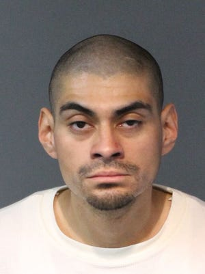 Mario Cisneros, 32, was booked Jan. 24, 2017 into the Washoe County jail on eight charges including attempted robbery, battery with a deadly weapon, burglary, domestic battery with use of a deadly weapon, two counts of assault with a deadly weapon, owning/possessing gun by prohibited person and failure to appear after bail for a felony crime. All arrested are innocent until proven guilty. Bail set at $20,000.