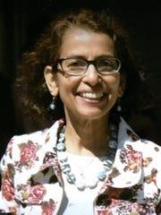 Kami Pothukuchi, associate professor at Wayne State's