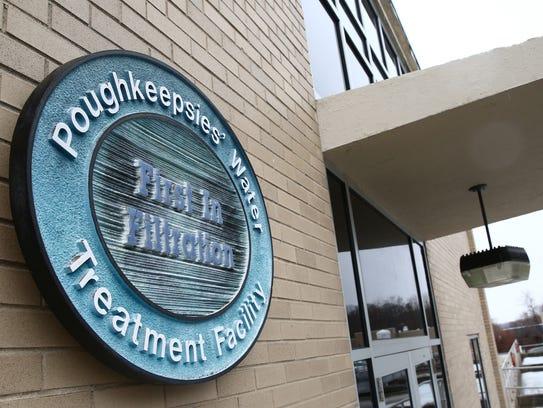 The Poughkeepsies' Water Treatment Plant  on Feb. 22,