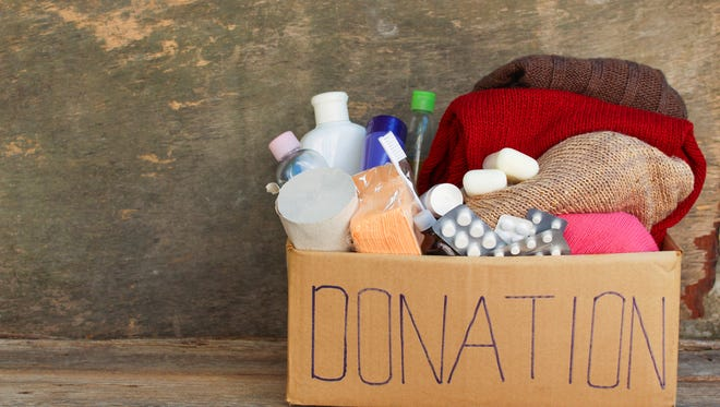 While it is definitely important that individuals donate food to their local pantries and shelters, they should also consider essentials such as soap, shampoo, conditioner, toothpaste and toothbrushes.