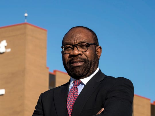 Michael Ugwueke is the CEO and president of Methodist Le Bonheur Healthcare, which was the recent subject of a ProPublica/MLK50 investigation.