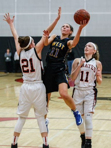 new berlin girls New berlin eisenhower delivered a strong effort, but defending champion beaver dam was just too much saturday in the division 2 girls basketball state championship.