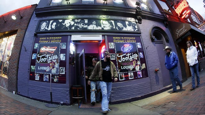 Tootsie's Orchid Lounge celebrates its 57th birthday on Tuesday.