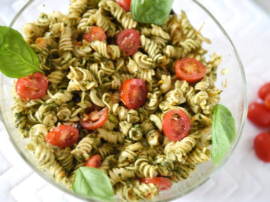 Bob and Mary Silvestri created their own line of pesto-inspired