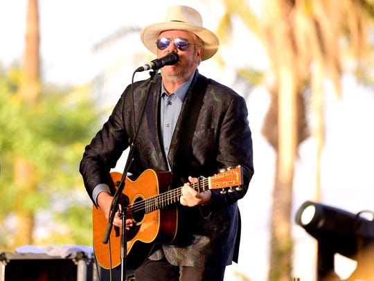 Robert Earl Keen performs onstage during the 2016 Stagecoach
