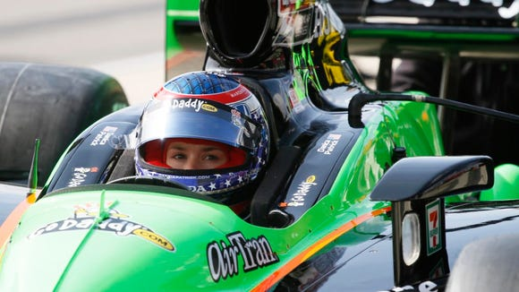 Danica Patrick explains the biggest hurdle in switching back to IndyCar