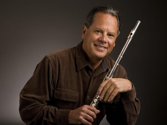 Tim Jackson, jazz flutist and artistic director of the Monterey Jazz Festival