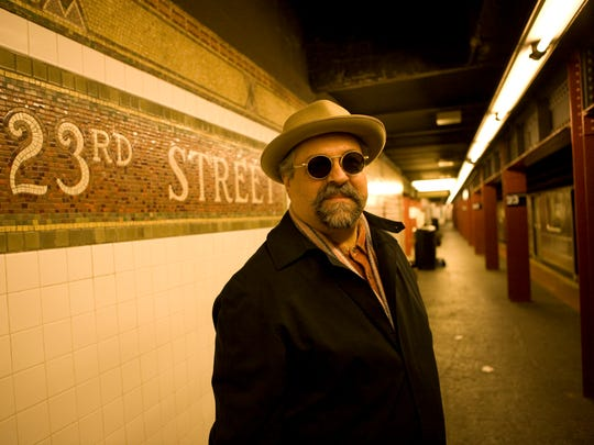 """There's a lot of beautiful musicians who live up in that area,"" Grammy-winning saxophone player Joe Lovano said of Vermont, where he will perform a benefit concert Sunday."