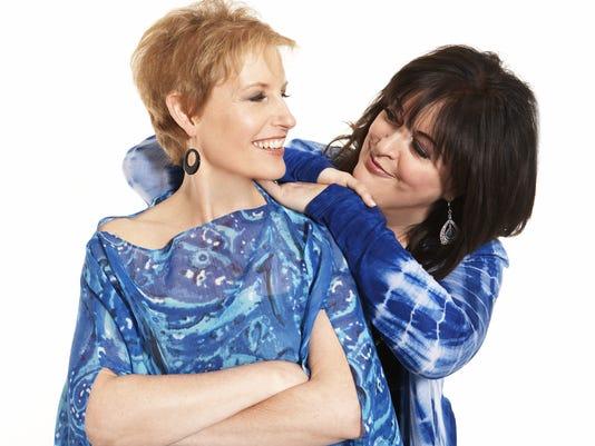 Liz Callaway and Ann Hampton Callaway