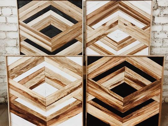 Aleksandra Zee's carpentry work