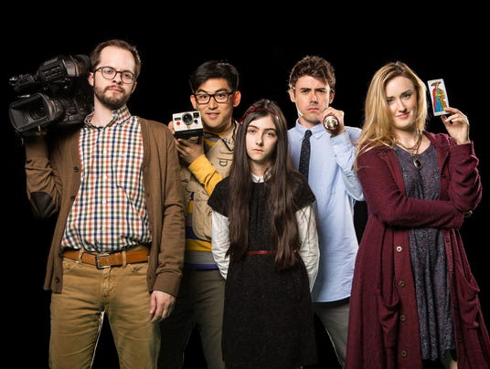 Spooked Cast