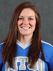 MTSU softball's Gretchen Greer
