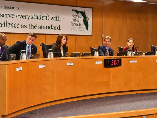 School board meeting Marjory Stoneman Douglas