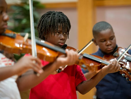 The Gifford Youth Orchestra will perform during a weekend-long