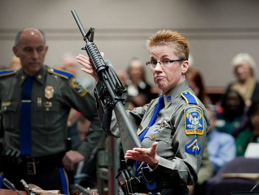 Connecticut School Shooting-Legislature