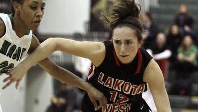 Lauren Cannatelli will participate in the Ohio North-South Game Sunday.