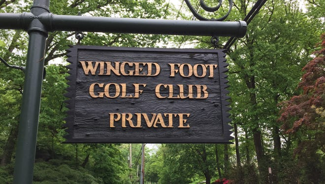 State inspectors visited Winged Foot Golf Club at 851 Fenimore Road, Mamaroneck, on July 30 to inspect its records. Inspectors couldn't find records or logs documenting how the club's grounds apprentices were trained to apply pesticides.