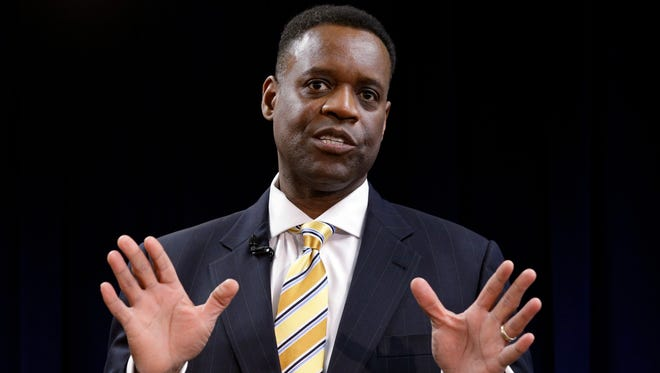 Detroit emergency manager Kevyn Orr defended estimates suggesting the city's pension funds are underfunded by $3.5 billion.
