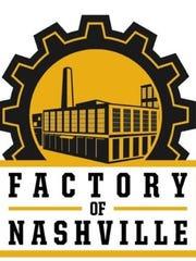 The Factory of Nashville logo.