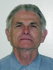 FILE - Undated file photo shows Charles Manson follower Bruce Davis  provided by the California Department of Corrections and Rehabilitation.  (AP Photo/ California Department of Corrections and Rehabilitation, File)