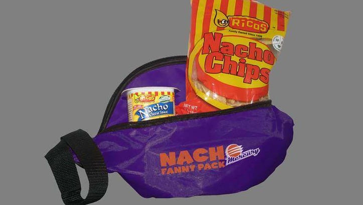 This hands-free snack is an exclusive Phoenix Mercury