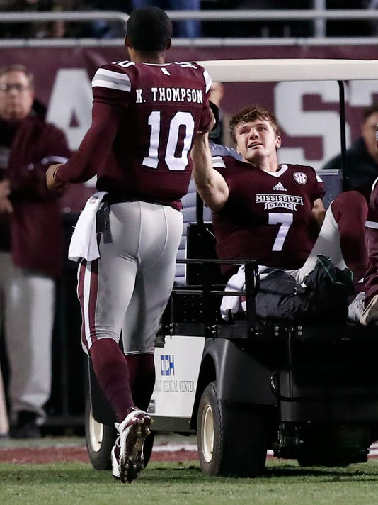 Keytaon Thompson,Nick Fitzgerald