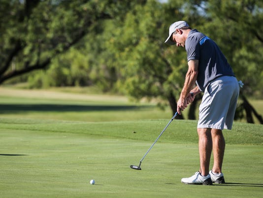 59th San Angelo Country Club Men's Partnership