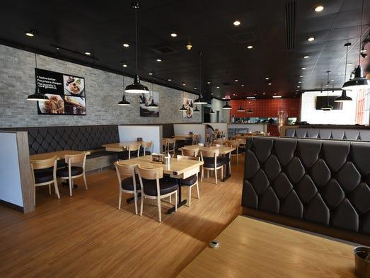 popular korean fusion restaurant opens in tumon. Black Bedroom Furniture Sets. Home Design Ideas