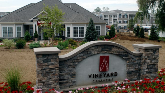 Vineyard Commons in Highland.