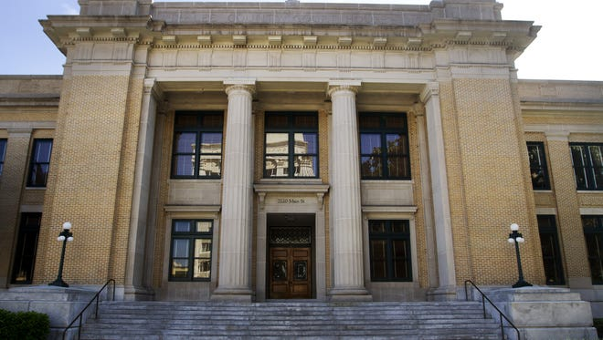 Tours of the Old Courthouse are scheduled for Nov. 6, 10 and 19.