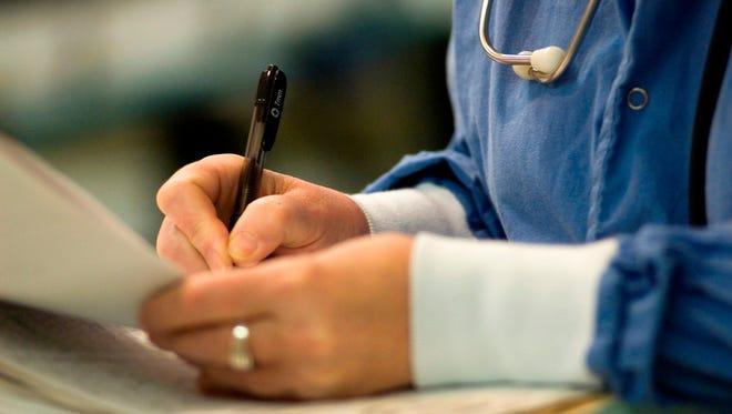 Senate Bill 1473 would allow some nurses to write prescriptions.
