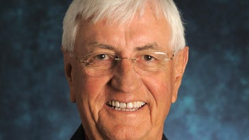 Carruthers seeks stable funding for colleges