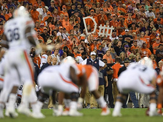 Clemson student uses fake ESPN ID to get into game vs. Auburn
