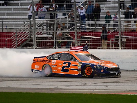 Ford comes out swinging to open nascar cup season for Ford motor company atlanta georgia