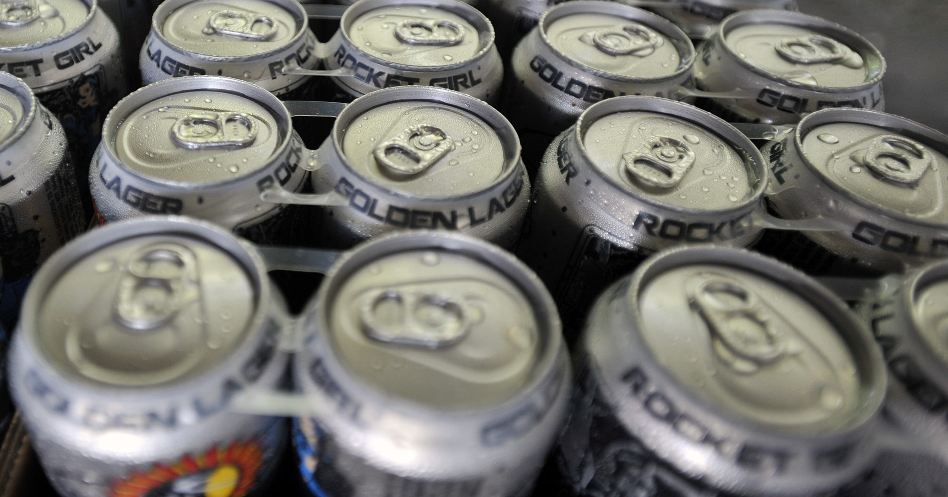 Are cans the new bottle for the craft beer world?