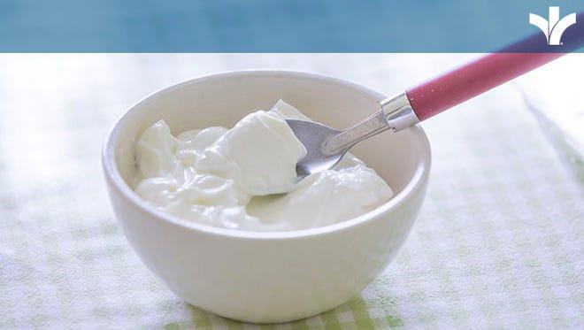 Go Greek! There are many reasons to choose Greek yogurt.