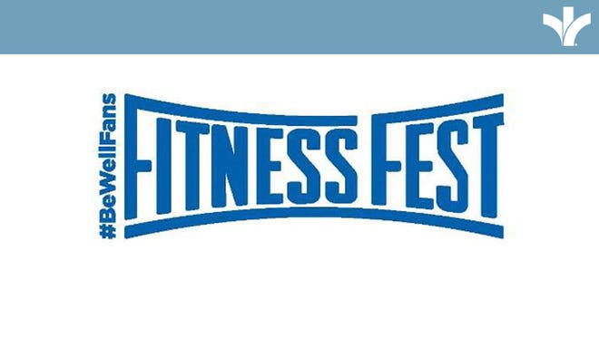 BeWellFans Fitness Fest is May 9.