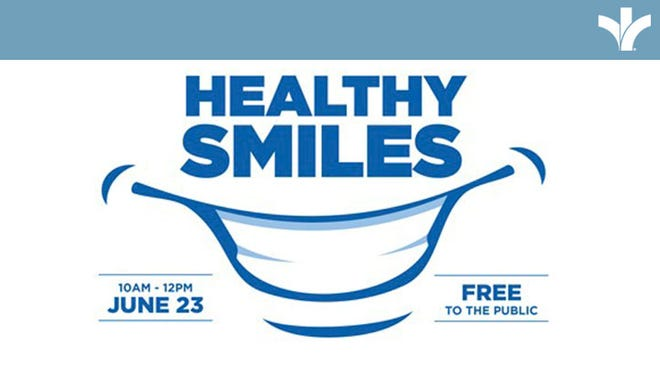 Bon Secours St. Francis is hosting a complimentary oral screening on June 23 at the Bon Secours Wellness Arena.